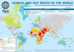 From The International Lesbian and Gay Rights Movement Annual Report ILGA